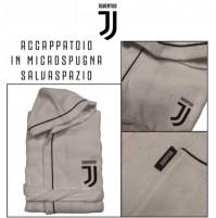 Accappatoio Juventus Ufficiale Adulto in microspugna