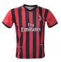 Completo Basic AC Milan Suso 8  Replica Ufficiale Home 2018-2019