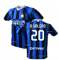 OFFICIAL INTER HOME SHIRT 2017-2018 Murillo