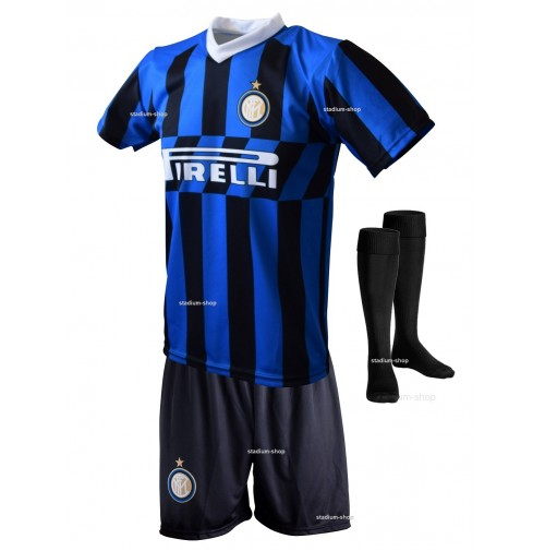 Completo Ufficiale Inter Replica Sensi Home 2019-20