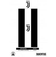 Telo Mare Ufficiale JUVENTUS FC in spugna di cotone Bambino