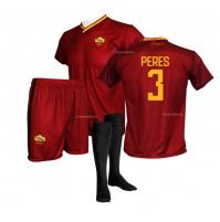 Completo Ufficiale AS Roma Bruno Peres Replica Home 2017-2018