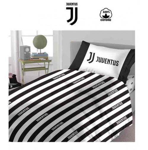 Copripiumino Juventus Singolo.Copripiumino Juventus Ufficiale Singolo