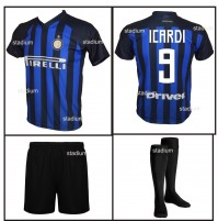 Completo Basic Inter Icardi Replica Ufficiale Home 2018-2019